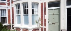 Domestic Frosted Window Film