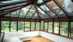 Conservatory Window Film from Filmcote